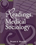 Readings in Medical Sociology | Duane A. Matcha |