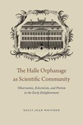 The Halle Orphanage as Scientific Community | Kelly Joan Whitmer |