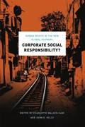 Walker-Said, C: Corporate Social Responsibility? - Human Rig | Charlotte Walker-Said |