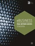 eBusiness | Paul Beynon-Davies |