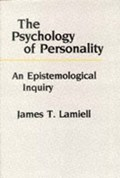 The Psychology of Personality   James Lamiell  