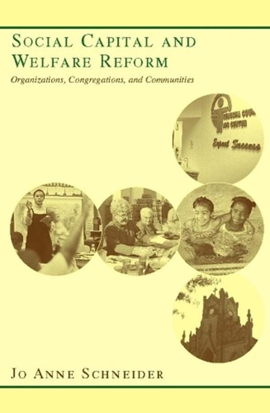 Social Capital and Welfare Reform