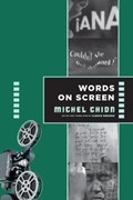 Words on Screen   Michel Chion  