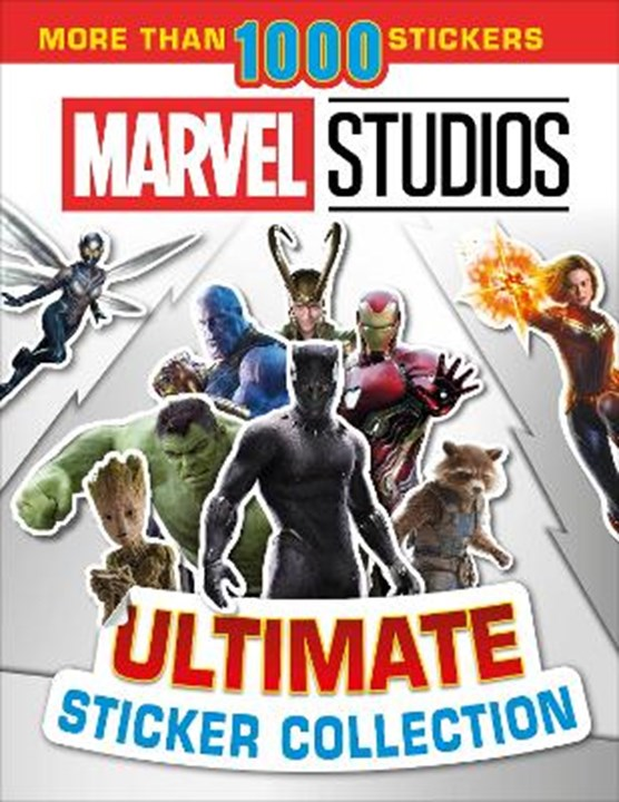 Marvel Studios Ultimate Sticker Collection