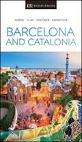 DK Eyewitness Barcelona and Catalonia   Dk Eyewitness  