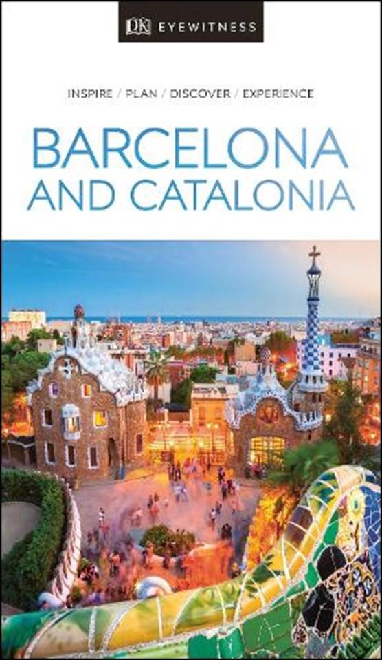 DK Eyewitness Barcelona and Catalonia