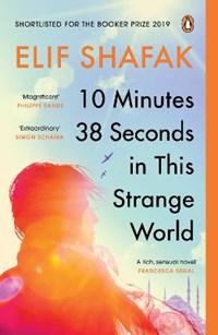 10 minutes 38 seconds in this strange world   Elif Shafak  