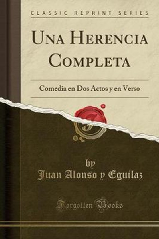 Eguilaz, J: Una Herencia Completa