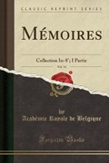 Belgique, A: Mémoires, Vol. 14 | Académie Royale De Belgique |