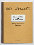 Bochner, M: Solar System and Rest Rooms - Writings and Inter | Mel Bochner |