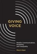 Giving Voice   Northeastern University) Alper Meryl (assistant Professor  