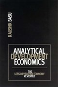 Analytical Development Economics | Kaushik Basu |