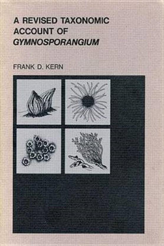 A Revised Taxonomic Account of Gymnosporangium