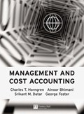 Management and Cost Accounting | Charles T. Horngren ; Alnoor Bhimani ; Srikant M. Datar ; George Foster |
