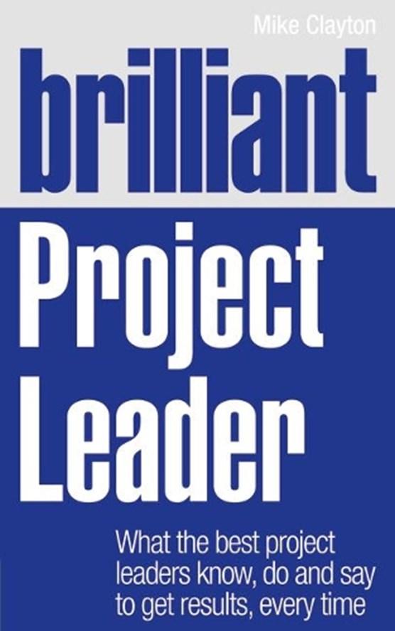 Brilliant Project Leader