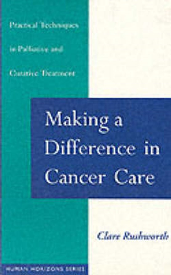 Making a Difference in Cancer Care