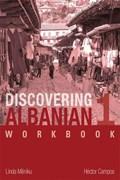 Discovering Albanian 1 | Meniku, Linda ; Campos, Hector |