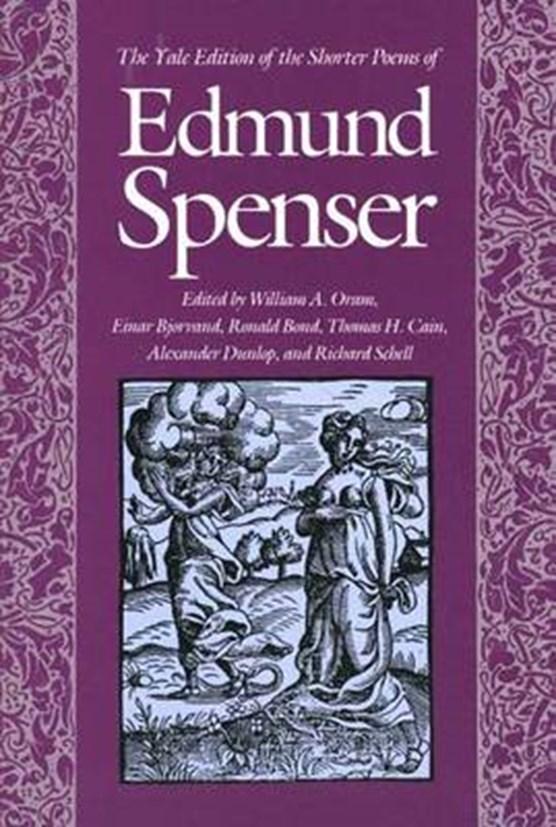 Shorter Poems of Spenser (Paper)