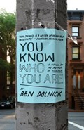You Know Who You Are   Ben Dolnick  