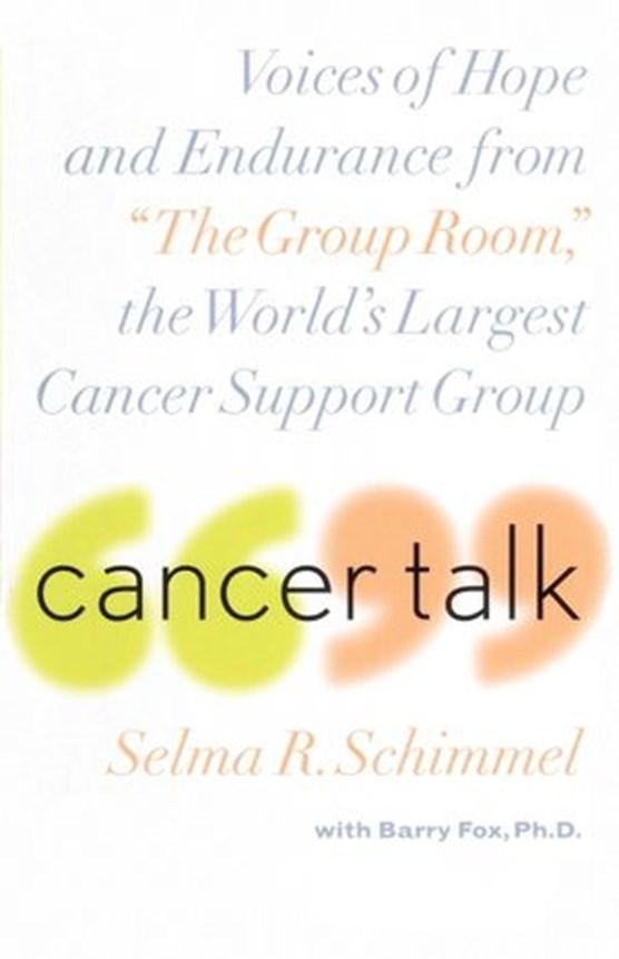 Cancer Talk