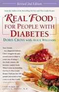 Real Food for People with Diabetes, Revised 2nd Edition | Doris Cross ; Alice Williams |