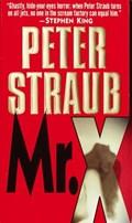 Mr. X | Peter Straub |