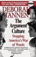 The Argument Culture | Deborah Tannen |
