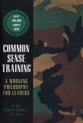 Common Sense Training   Jr. Lt. Gen. Arthur S. Collins  