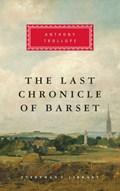 The Last Chronicle of Barset | Anthony Trollope |