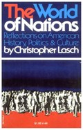 World of Nations   Christopher Lasch  