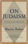 On Judaism | Martin Buber |