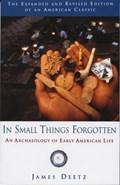 In Small Things Forgotten   James Deetz  