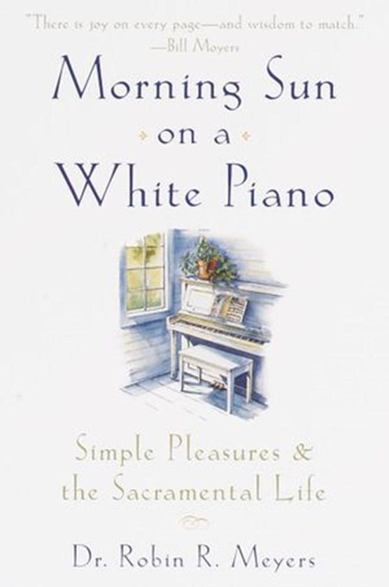 Morning Sun on a White Piano