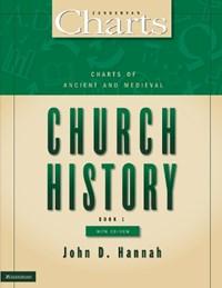 Charts of Ancient and Medieval Church History   John D. Hannah  
