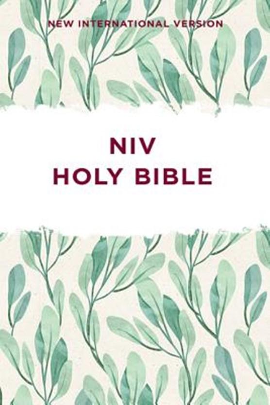 NIV, Outreach Bible, Paperback