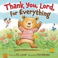 Thank You, Lord, For Everything   P J Lyons  