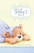 KJV, Baby's First Bible, Hardcover, Blue | Zonderkidz |