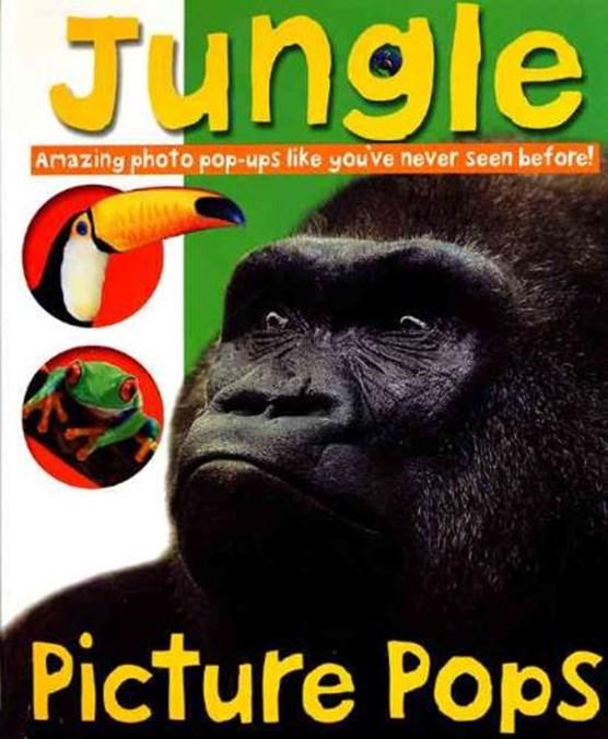 Jungle Picture Pops