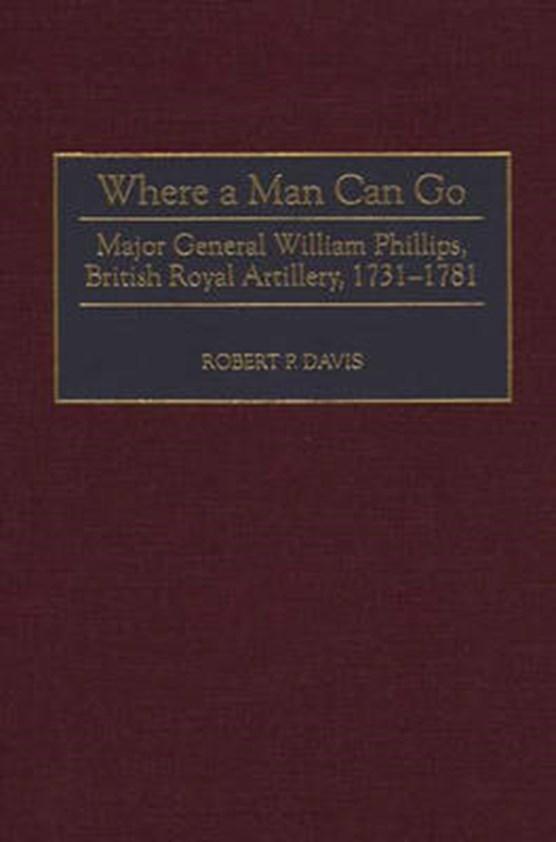 Where a Man Can Go