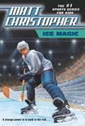Ice Magic   Matt Christopher  