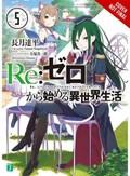 Re:ZERO -Starting Life in Another World-, Vol. 5 (light novel) | Tappei Nagatsuki |