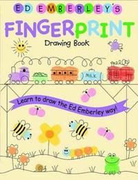 Ed Emberley's Fingerprint Drawing Book   Ed Emberley  