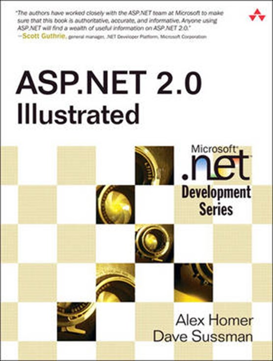 ASP.Net 2.0 Illustrated