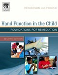 Hand Function in the Child   HENDERSON,  Anne  