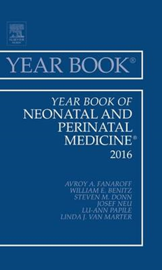 Year Book of Neonatal and Perinatal Medicine, 2016