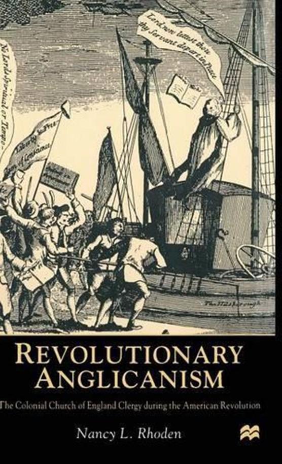 Revolutionary Anglicanism