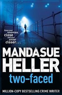 Two-Faced   Mandasue Heller  