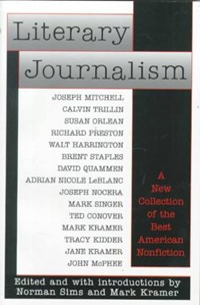 Literary Journalism | Norman Sims |