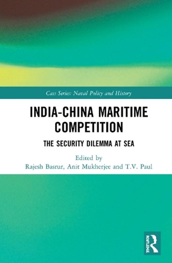 India-China Maritime Competition