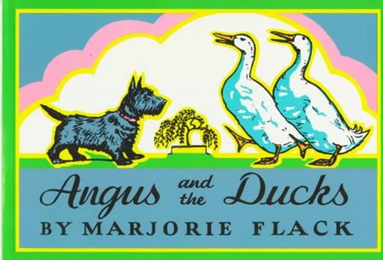 Angus and the Ducks